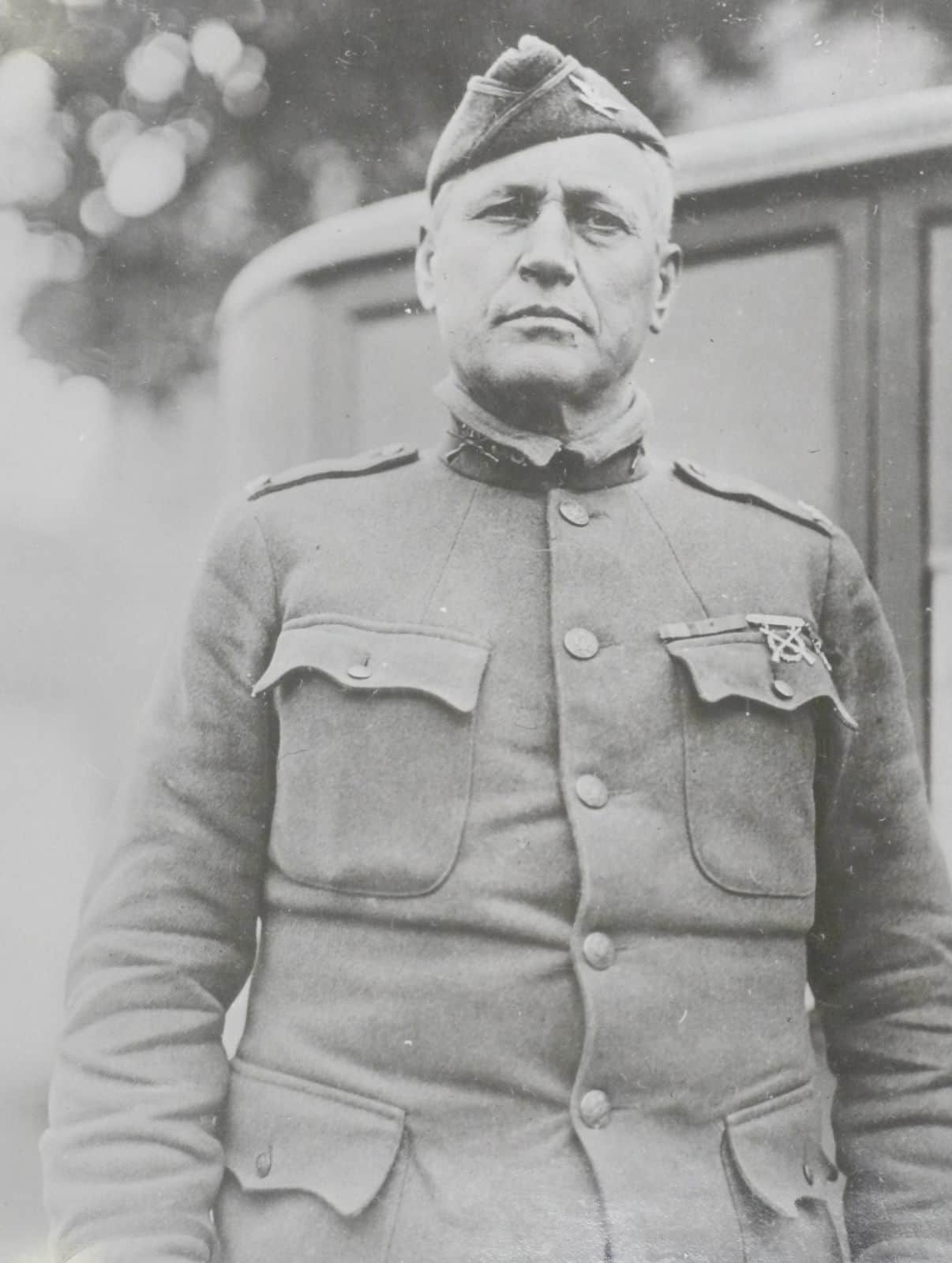 Colonel William H. Oury