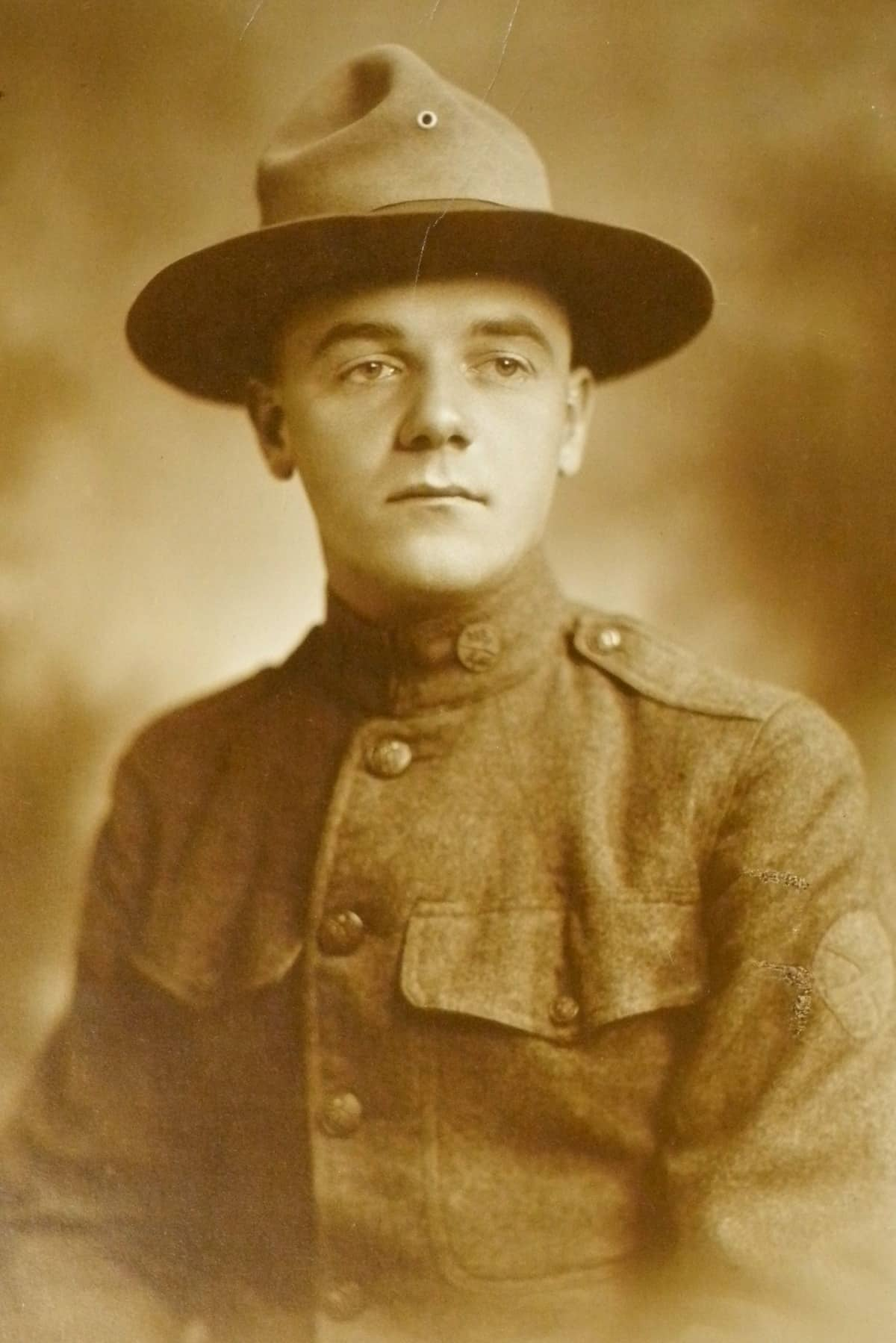 Private William Schellberg (AHEC)