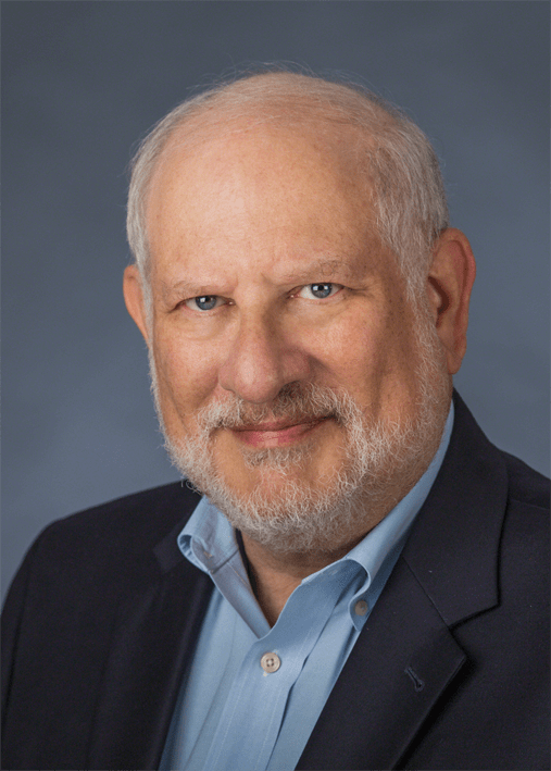 Author Gene Fax