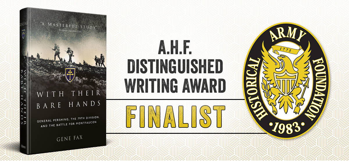 A.H.F. Distinguished Writing Award