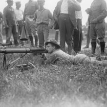 The Strange Early History of American Machine Guns - Part II: Lewis and Chauchat
